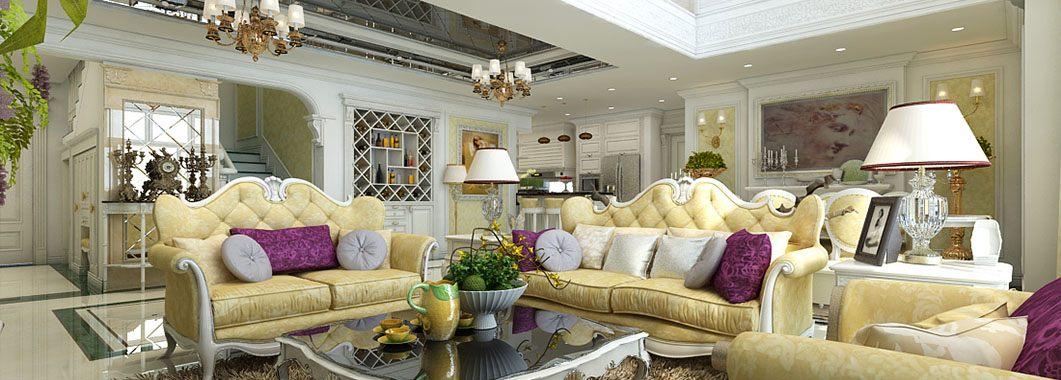 Thiết kế nội thất chung cư duplex mandarin garden sang trọng