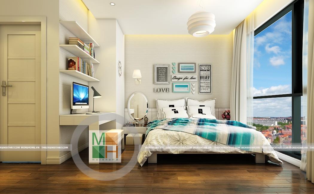 Thiết kế chung cư Royal City R5