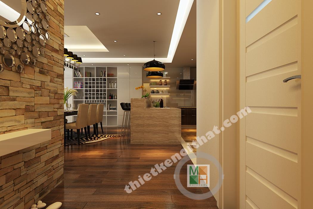 Thiết kế chung cư Royal City R1