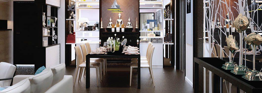 Thiết kế nội thất chung cư hiện đại R1 Royal City