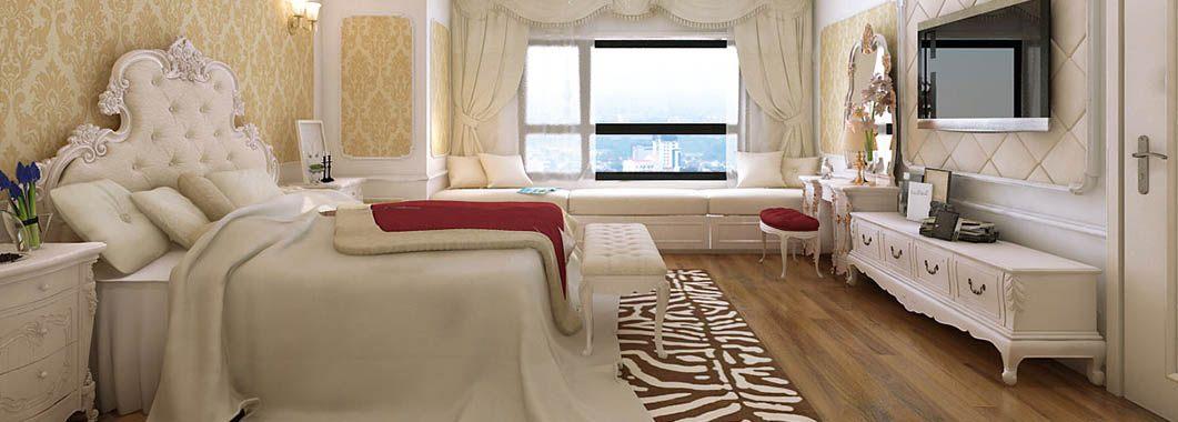 Thiết kế nội thất chung cư Tân cổ điển TimesCity