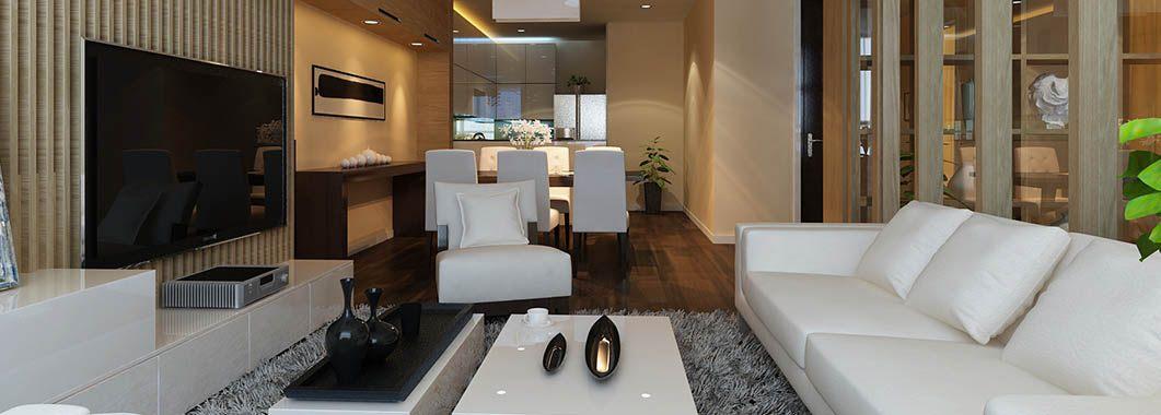 Thiết kế chung cư hiện đại keangnam
