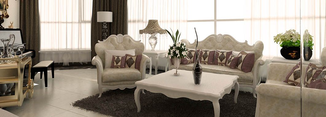 Thiết kế nội thất chung cư keangnam phong cách tân cổ điển
