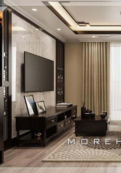 Thiết kế nội thất chung cư Sun Grand