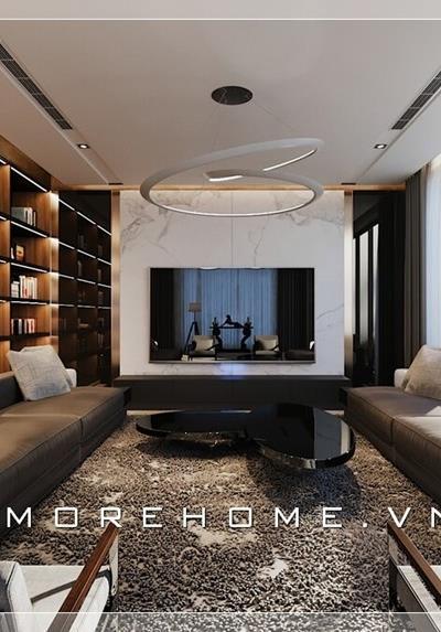 Thiết kế nội thất biệt thự tại Thanh Hóa