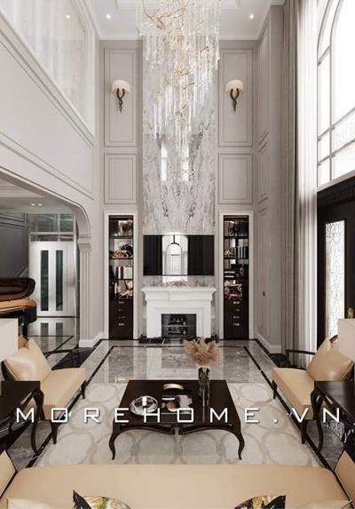 Các gợi ý thiết kế sofa phòng khách đẹp và tinh tế