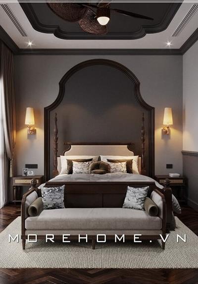 Thiết Kế Biệt Thự VinHomes OcenPark - Anh Tuấn