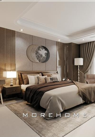 Thiết kế nội thất khách sạn phòng tổng thống