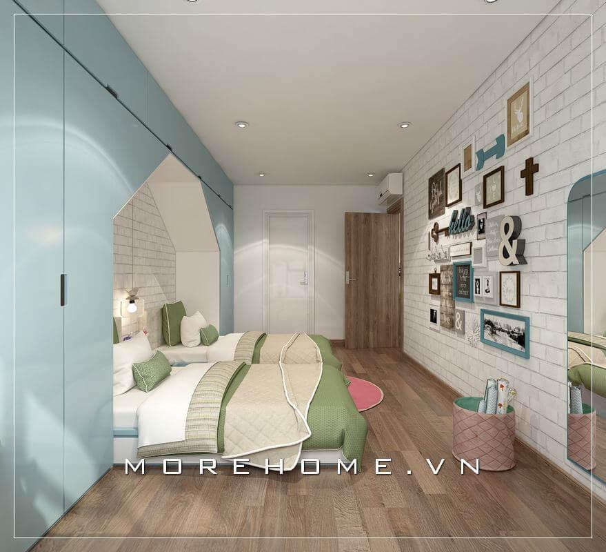Tư vấn lựa chọn nội thất phòng ngủ gỗ công nghiệp đến từ KTS Morehome