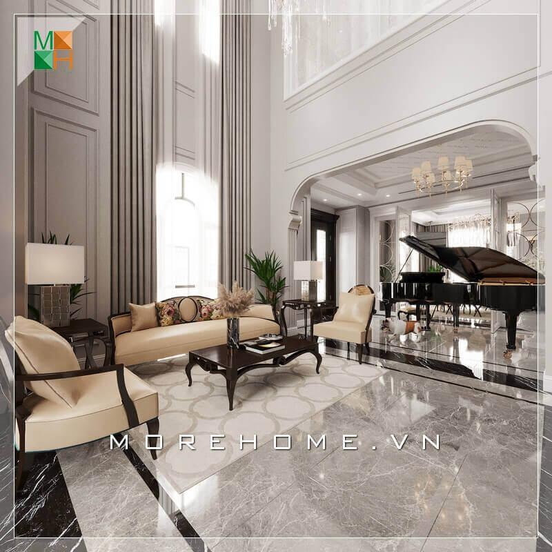 Gợi ý các mẫu sofa phòng khách ấn tượng nhất
