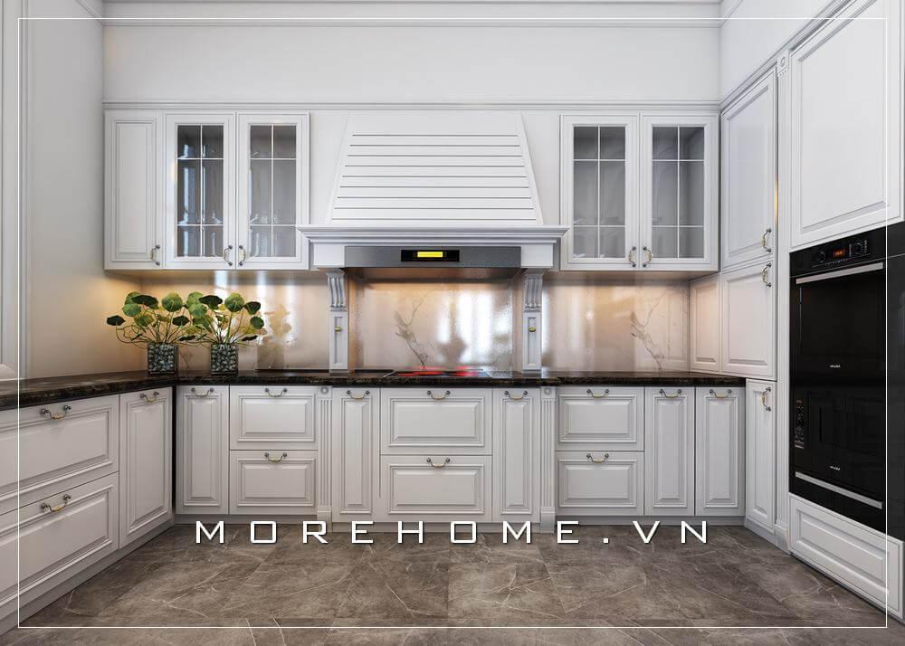 Thiết kế phòng bếp đẹp chất lượng bạn nên tham khảo