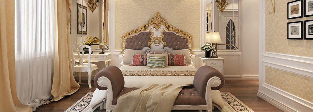 Thiết kế nội thất chung cư tân cổ điển,TP Vinh-Chung cư BIGC