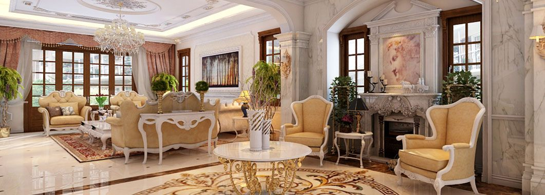 Thiết kế nội thất biệt thự hiện đại tại Quảng Ninh
