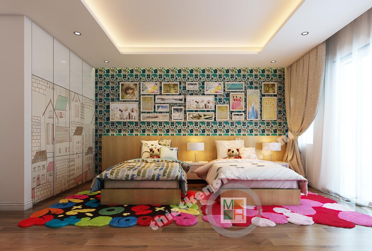Phòng ngủ con cái