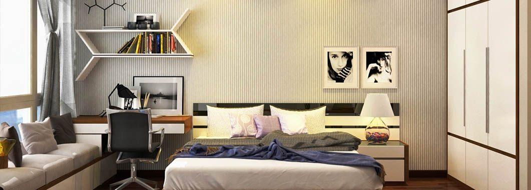 Thiết kế chung cư hiện đại tại Mandarin Garden Hòa Phát