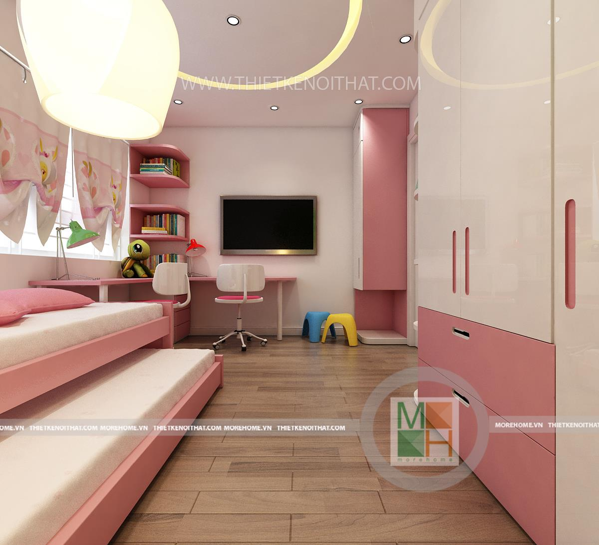 Thiết kế chung cư Hapulico theo phong cách hiện đại