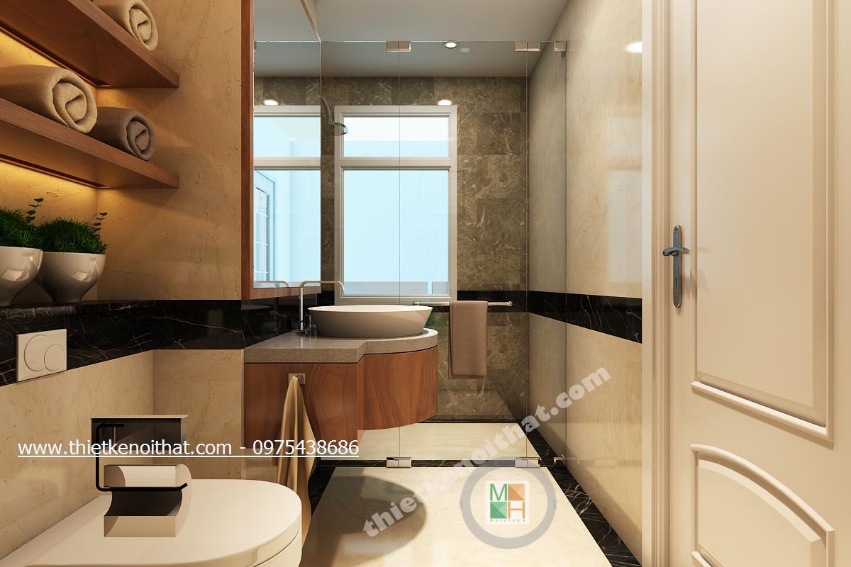 Thiết kế chung cư cao cấp tại Mandarin Garden Hòa Phát