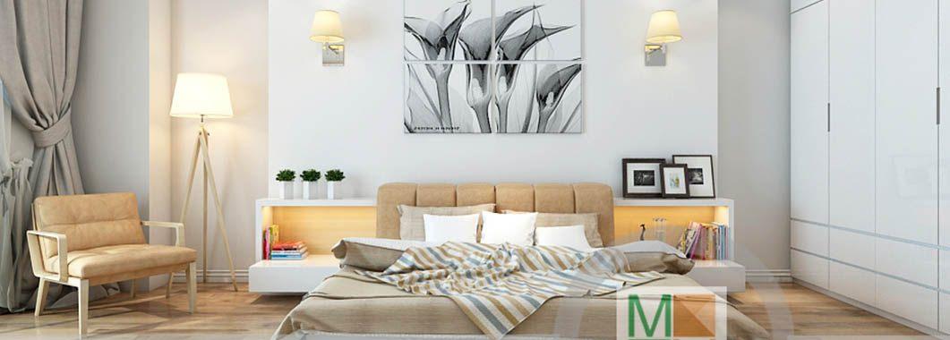 Thiết kế nội thất chung cư Chợ Mơ, Hà Nội