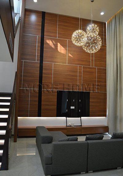 Thi công nội thất căn hộ chung cư Petroland Quận 7 - Tphcm