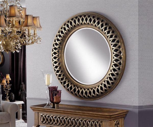 Gương trang trí phòng khách LC - 302915