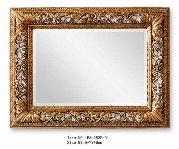 Gương trang trí phòng khách LC - FA-252P-01