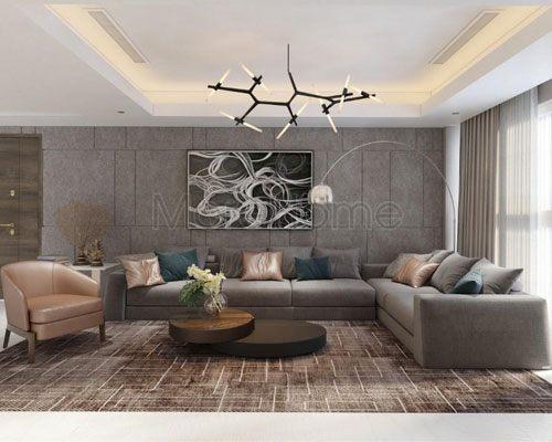 Các mẫu sofa da cao cấp cho phòng khách