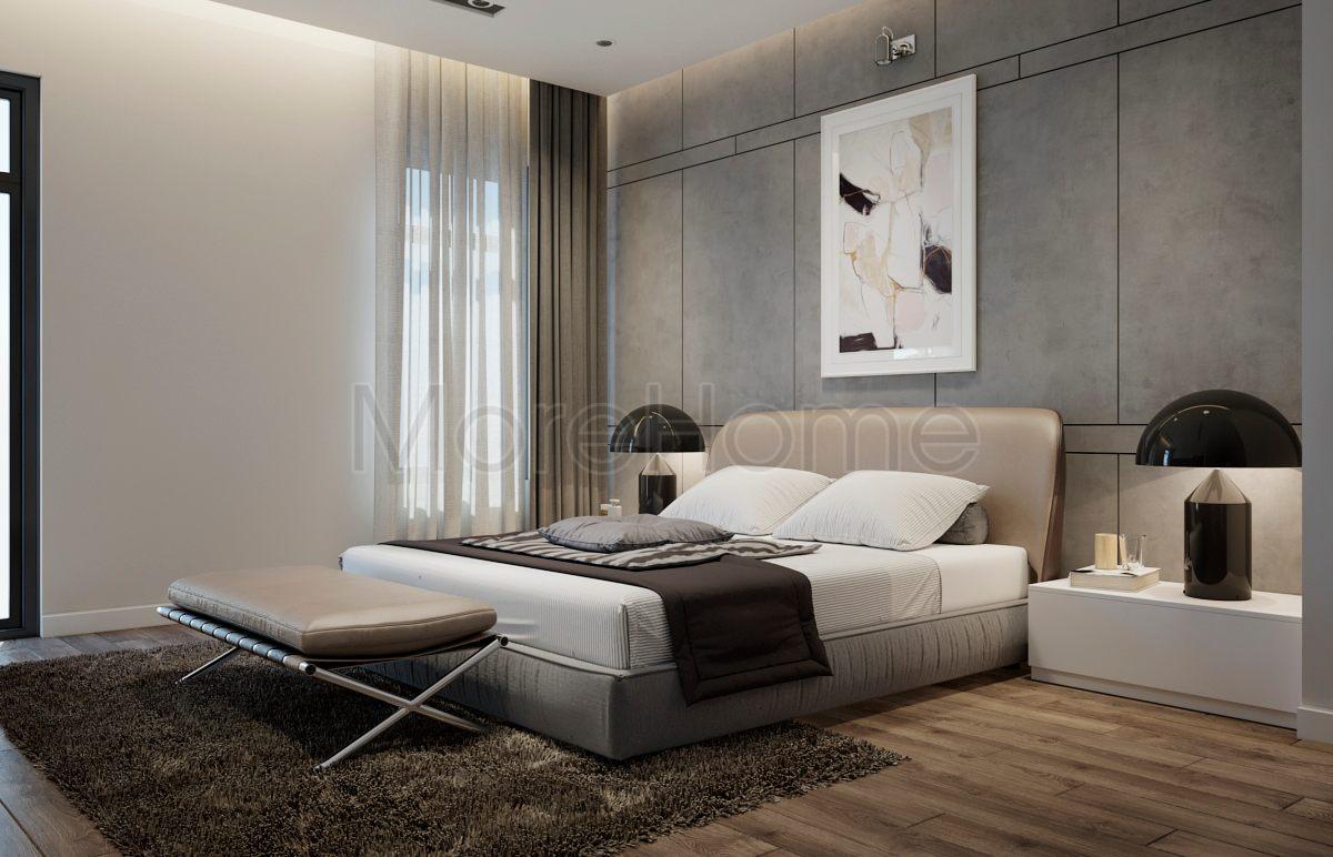 Thiết kế phòng ngủ khách sạn 3 sao Cầu Giấy