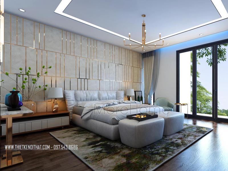 Mẫu thiết kế phòng ngủ khách sạn 5 sao Hà Nội