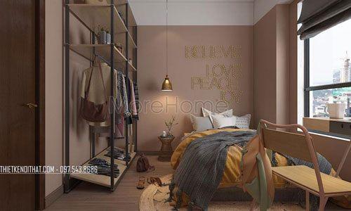 Mẫu giường ngủ đẹp cho căn hộ chung cư 789