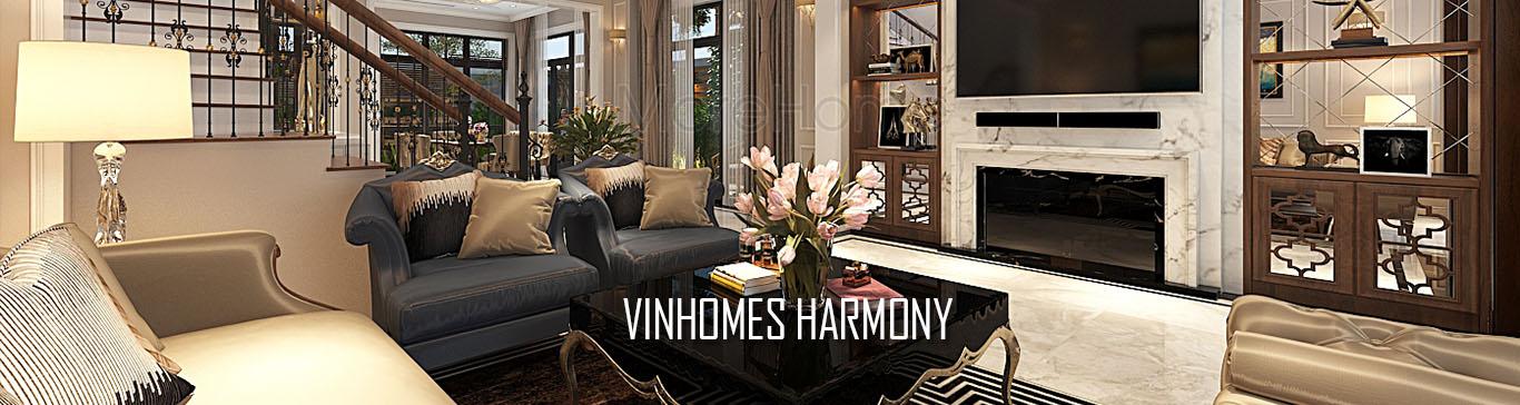 Biệt thự Vinhomes Harmony