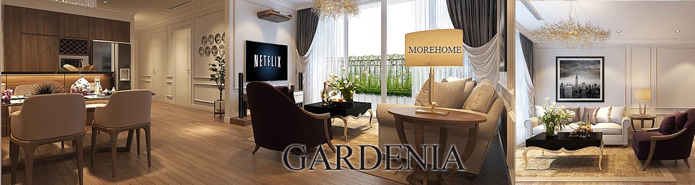 Thiết kế chung cư cao cấp Gardenia