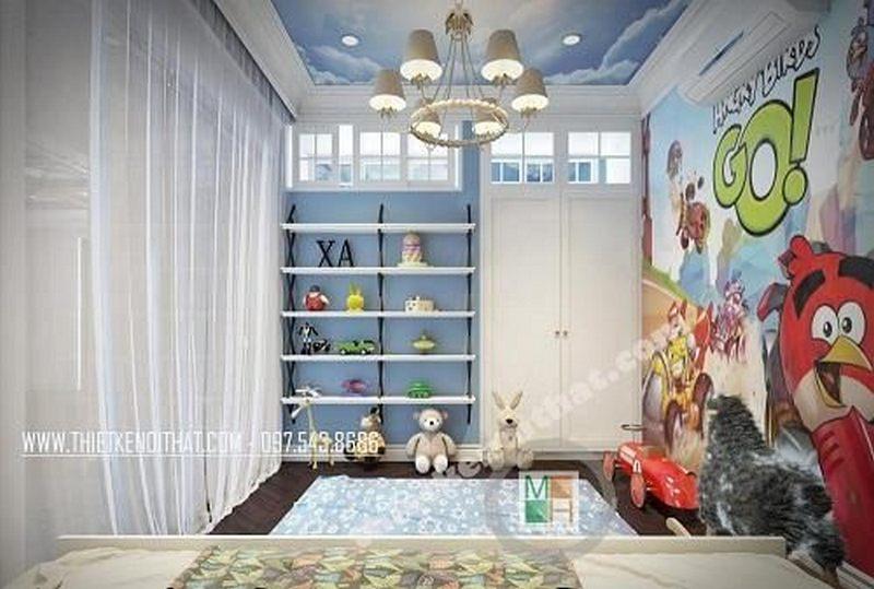 Tư vấn thiết kế nội thất trẻ em