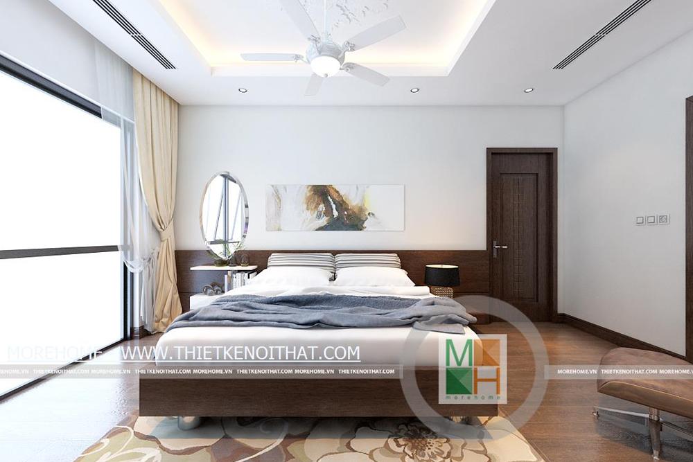 Phong cách thiết kế giường ngủ ấn tượng