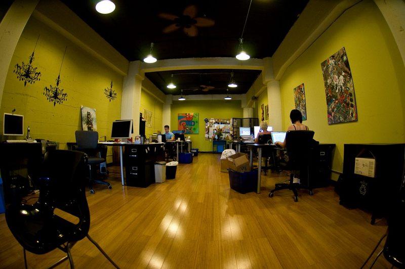 Thiết kế văn phòng với những thiết bị tiện lợi thông minh