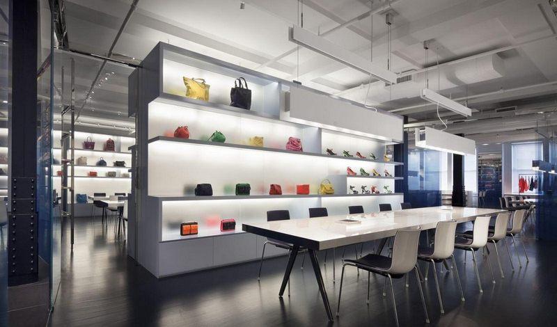 Tư vấn thiết kế showroom
