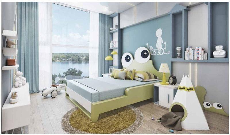 Chiêm ngưỡng mẫu thiết kế chung cư Sơn Thịnh sang trọng, cao cấp