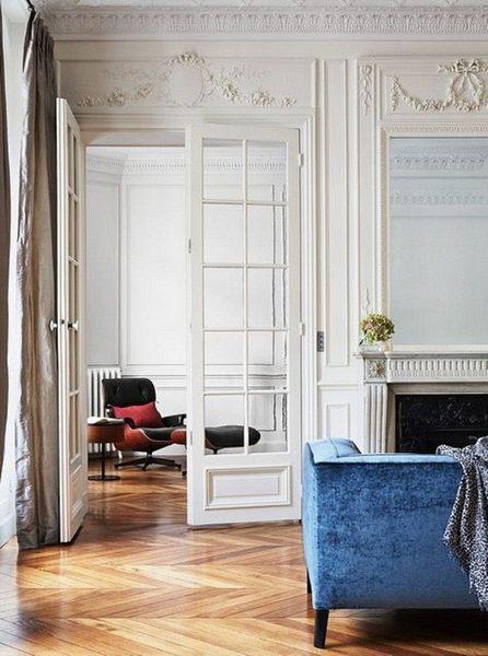 7 quy tắc thiết kế nội thất phong cách Pháp cực hấp dẫn