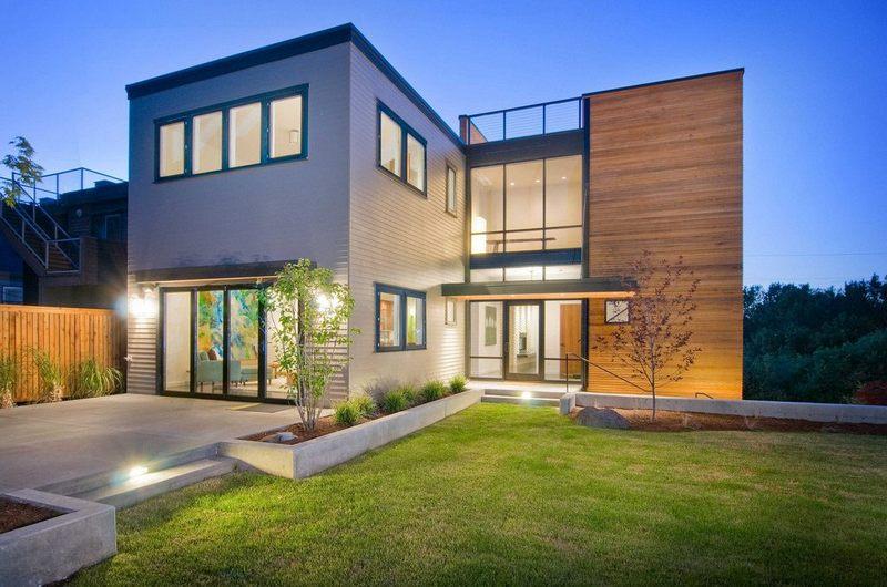 Tổng hợp các mẫu thiết kế biệt thự 2 tầng đẹp, hiện đại nhất 2017 - P1