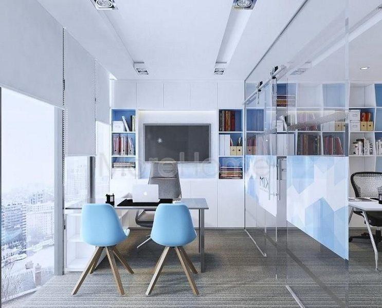 Xu hướng thiết kế văn phòng