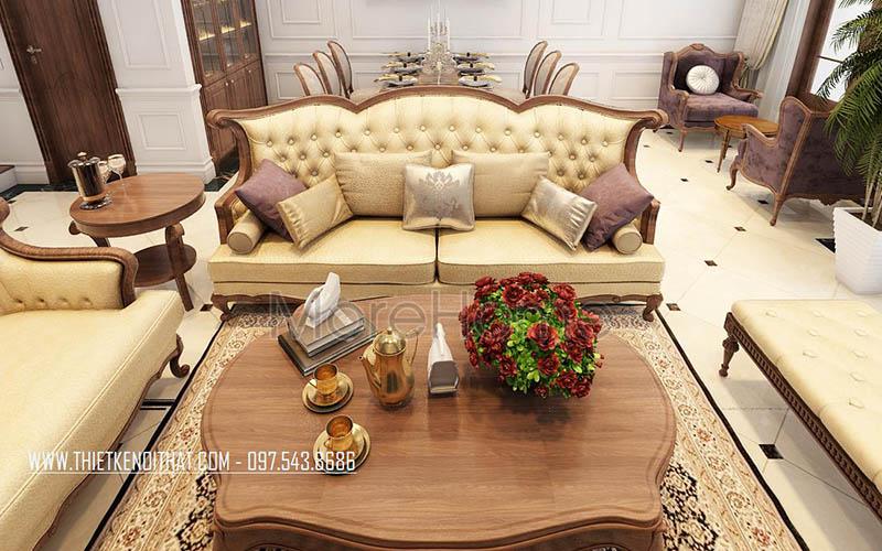 Các xu hướng thiết kế nội thất hiện nay