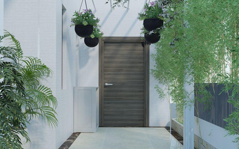 Ấn tượng với thiết kế nội thất biệt thự hiện đại