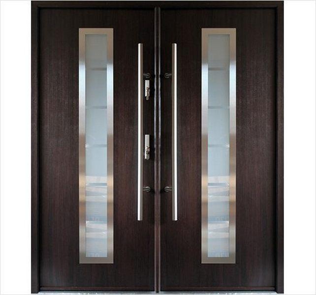 Tổng hợp 15 mẫu cửa gỗ 2 cánh hiện đại và tân cổ điển sang trọng nhất năm 2018