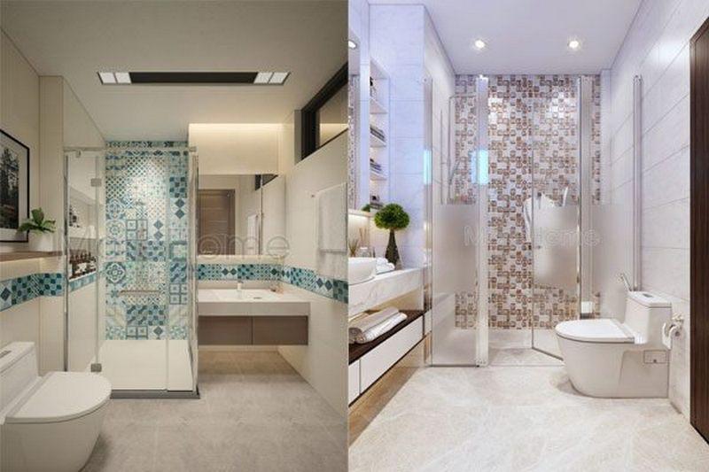 Kết quả hình ảnh cho thiết kế phòng tắm đẹp