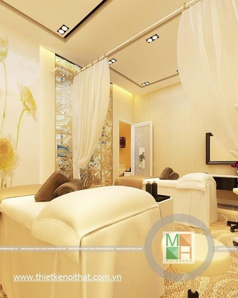 Thiết kế spa nội thất Morehome