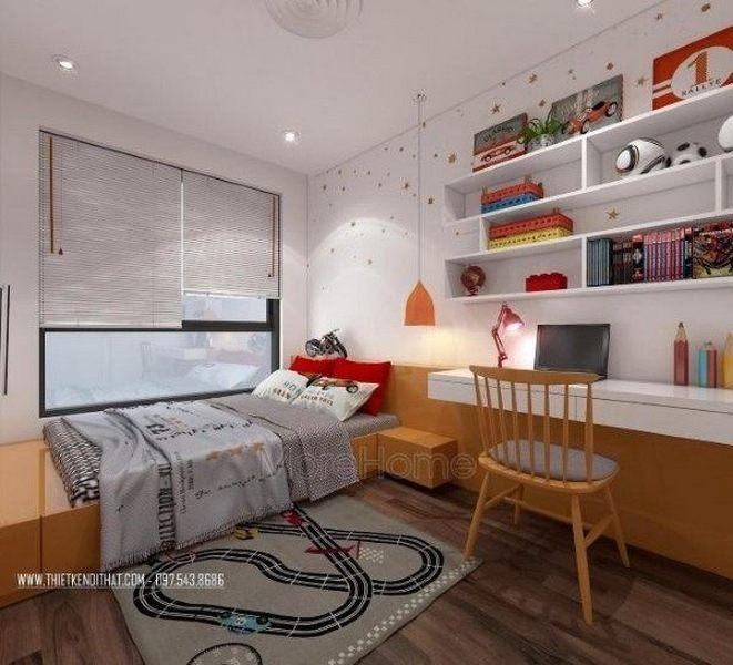Thiết kế nội thất cho phòng ngủ nhỏ