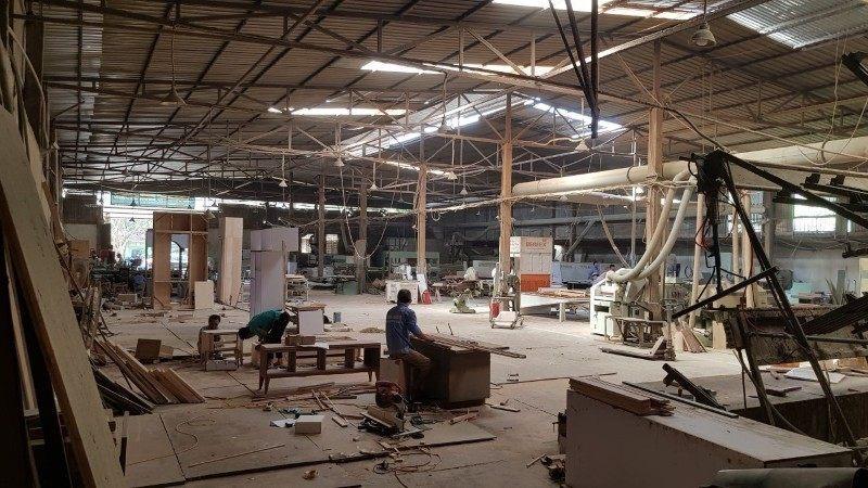 Xưởng đóng đồ nội thất gỗ biên hòa