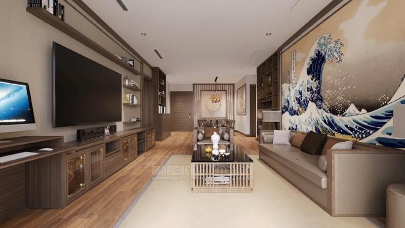 Thiết kế thi công nội thất OceanPark